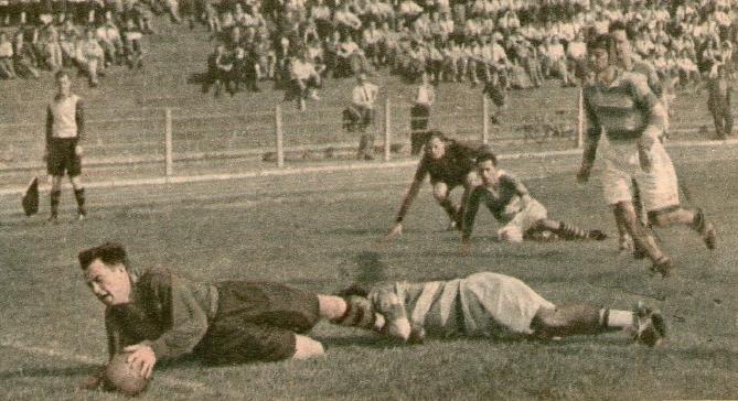 brasil chile 1951