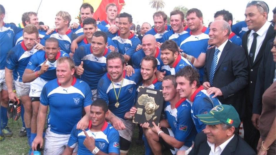 Namibia RWC2015