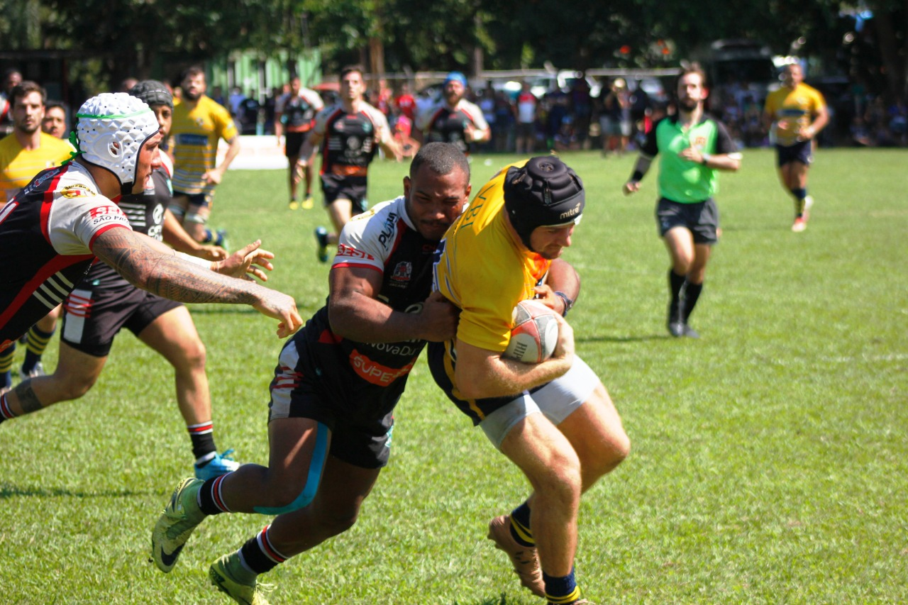 a306cf45f3 Poli e São José vencem e lideram o Paulista A | Portal do Rugby