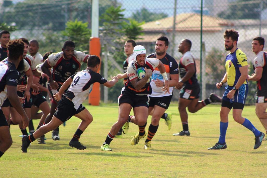 58382b35d6 São José e Jacareí garantem Vale 100% no Paulista A | Portal do Rugby